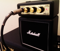 Marshall Battery Powered Practice Amp