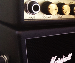 Solid Guitar Amp